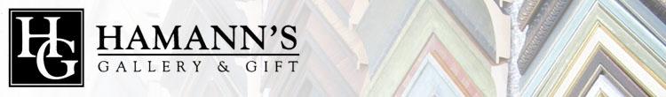 Hamann's Gallery & Gift Logo